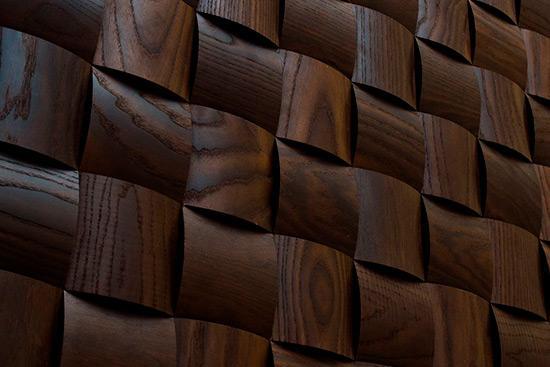 Панели из натурального дерева, деревянные панели